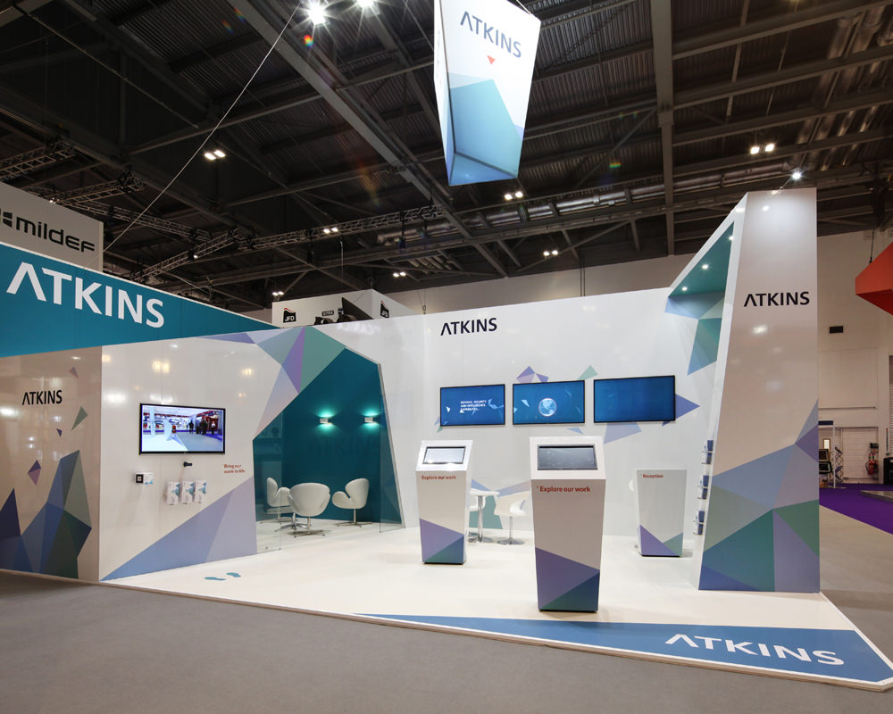 Atkins DSEI 15 London