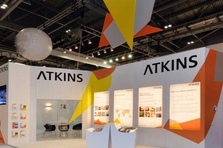 Atkins DSEI London