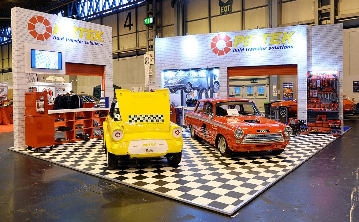 Pirtek Classic Motor Show Birmingham 2015