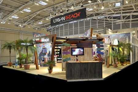 Urban-Beach-ISPO-2016-Munich